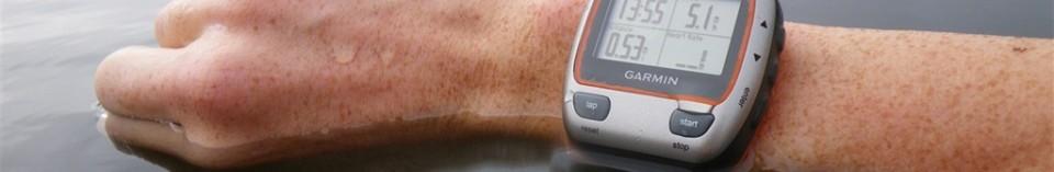 Montre cardio gps : test de la Garmin Forerunner 310XT