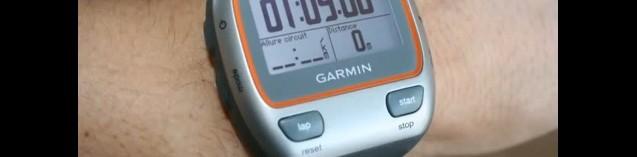Présentation de la montre cardio gps Garmin Forerunner 310XT [vidéo]