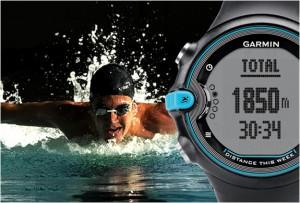 Le guide : une montre cardio GPS pour nager et faire du triathlon