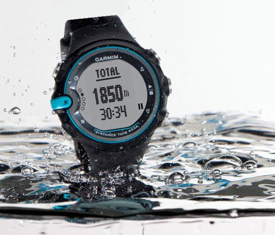 Etanchéité d'une montre cardio GPS : que veulent dire les