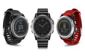 Versions Garmin Fenix 3
