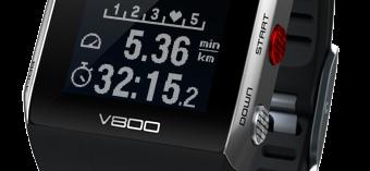 Présentation de la montre cardio GPS multisport Polar V800