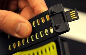TomTom Nike+ USB bracelet