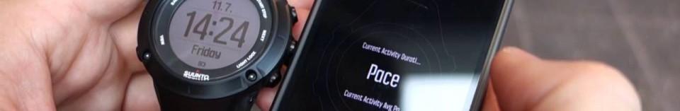 Test de la montre cardio GPS multisport Suunto Ambit 3