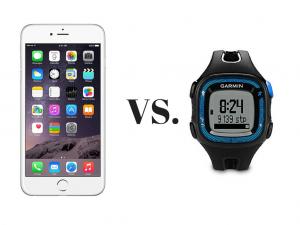 Est-ce qu'une montre GPS est plus précise qu'un smartphone avec une application comme RunKeeper ?
