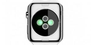 Capteur optique Apple Watch