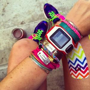 Bracelets TomTom Runner cardio