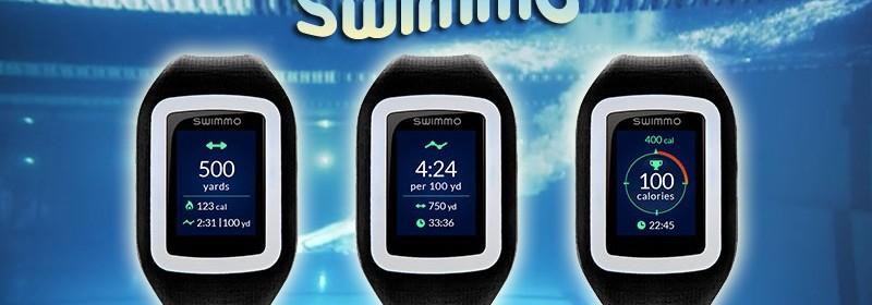 swimmo montre connectée pour nageurs