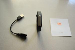 Test du Xiaomi MiBand