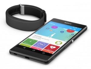 Sony Smartband 2 application