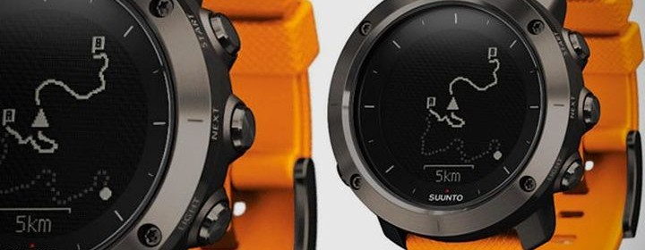 suunto annonce une nouvelle montre gps la traverse. Black Bedroom Furniture Sets. Home Design Ideas