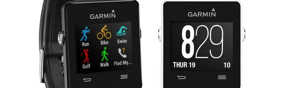 Test Garmin Vivoactive