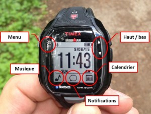 Test Timex Ironman Run x50+
