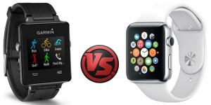 Vivoactive versus Apple watch