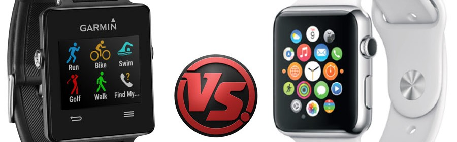 Vivoactive versus Apple watch