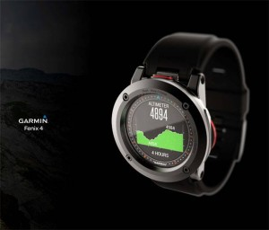Garmin Fenix 4 design