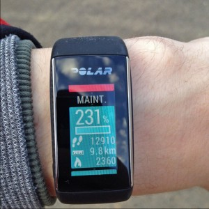 Tracker d'activité Polar A360