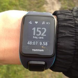 Montre sport TomTom Runner 2