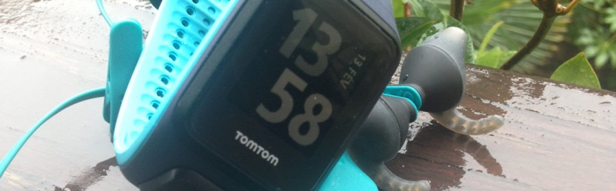 Test TomTom Runner 2