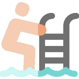 Connect IQ natation piscine