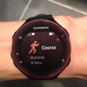 Forerunner 235 montre GPS running