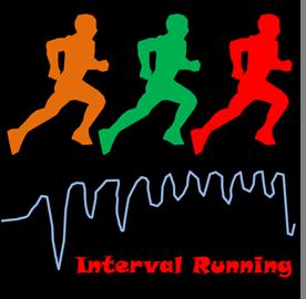 Interval running