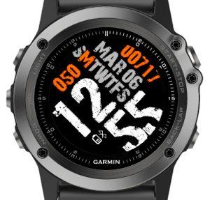 watchface Grunge 2