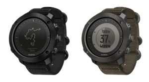 Suunto Traverse Alpha Foliage Stealth