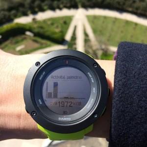 Ambit3 Vertical tracker d'activité