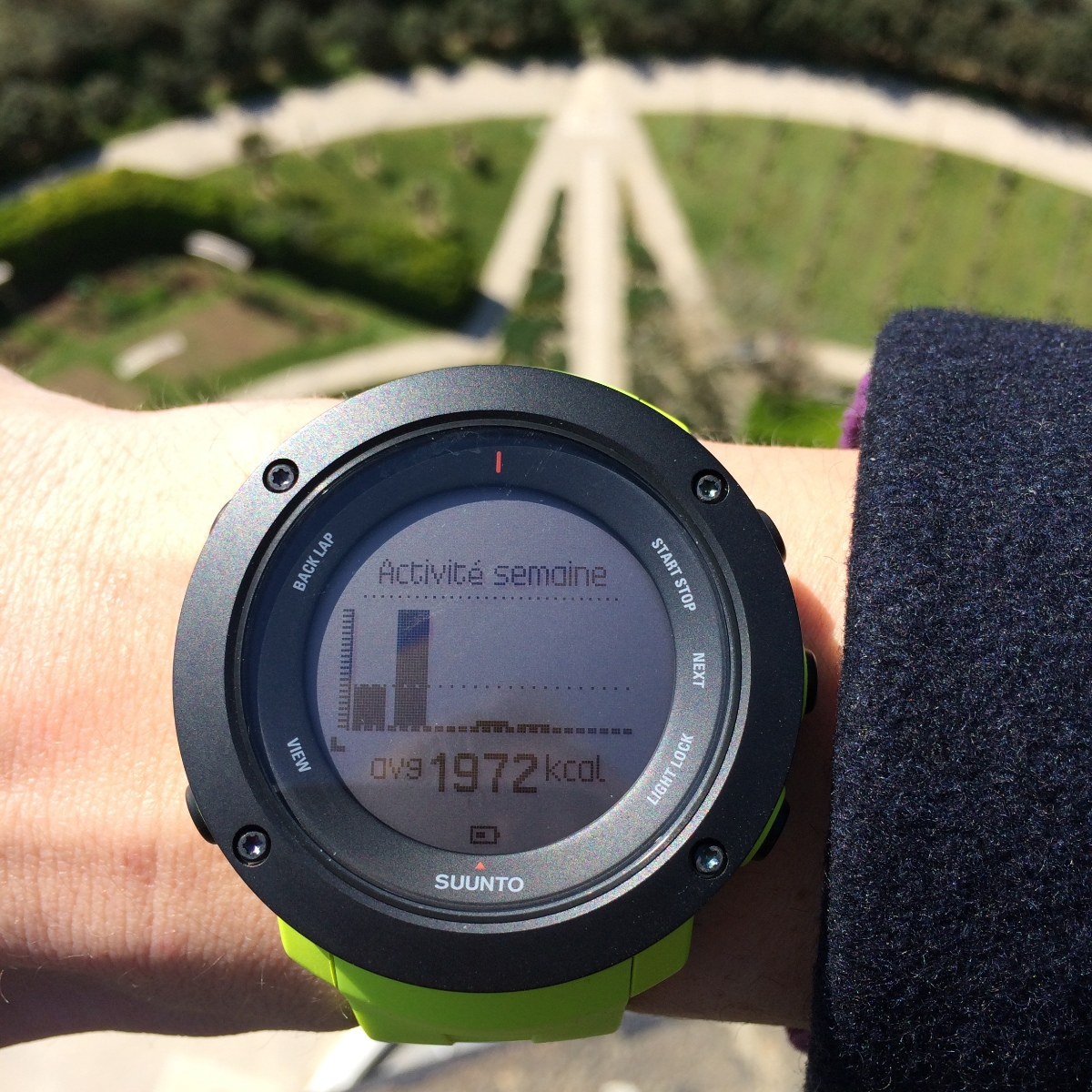 test de la suunto ambit3 vertical par montre cardio gps. Black Bedroom Furniture Sets. Home Design Ideas