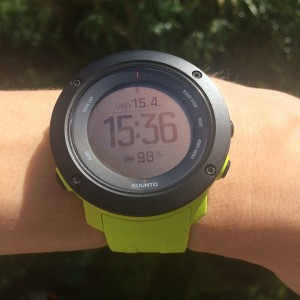Montre Suunto Ambit3 Vertical