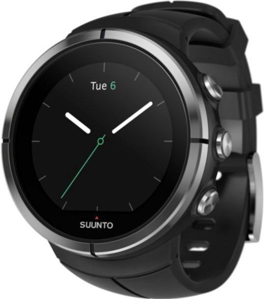 Spartan Ultra heure