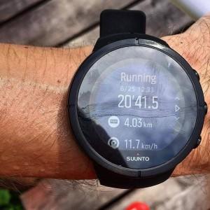 Spartan Ultra running