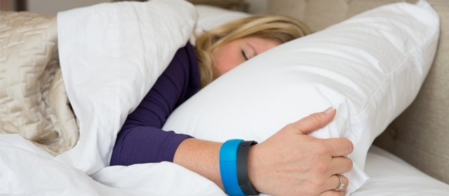 Suivi sommeil bracelet connecté