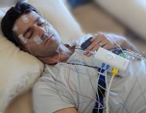 Test sommeil PSG