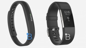 Fitbit Charge 2 Flex 2