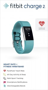 Fitbit Charge 2 fuite