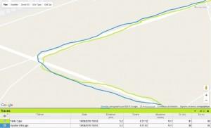Trace GPS Spartan Ultra trail 3