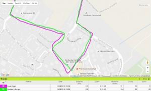 Trace GPS Spartan Ultra virage