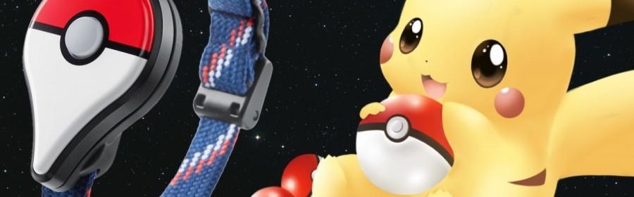 Bracelet Pokemon Go Plus