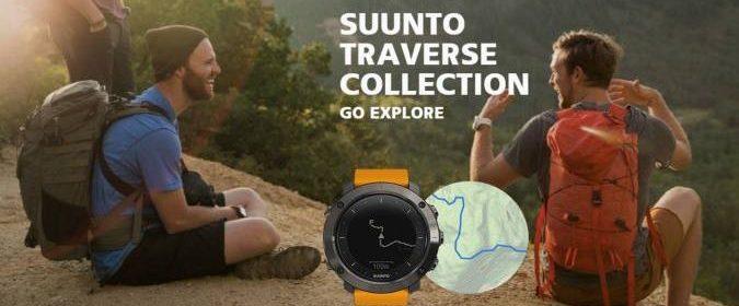 Montre GPS navigation