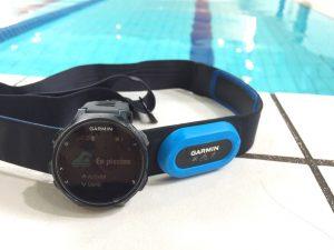 Forerunner 735XT natation