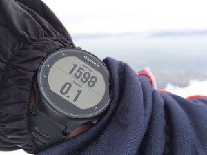 Forerunner 735XT ski