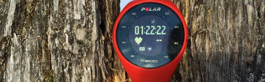 Test Polar M200