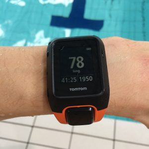 Adventurer natation