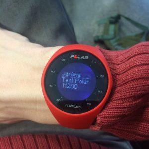 Smart notification M200