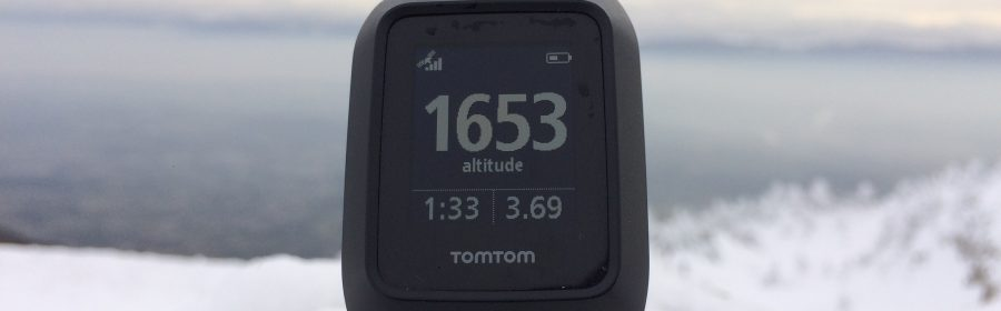 Test TomTom Adventurer