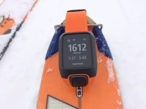 TomTom Adventurer ski