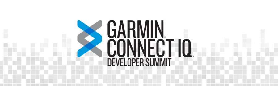 Garmin Connect IQ developer summit 2017