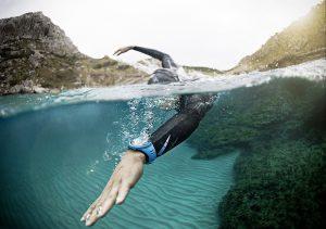 Montre GPS natation